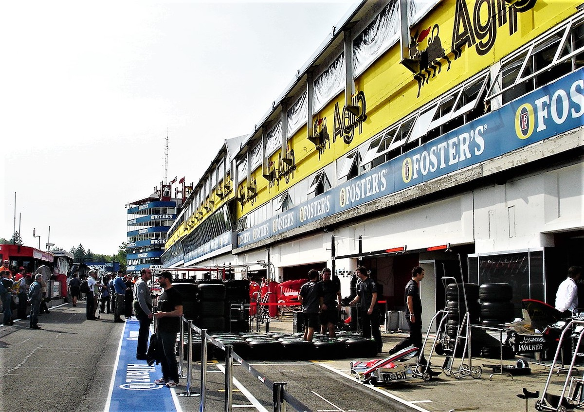 Remembering the last time that Formula 1 raced at Imola