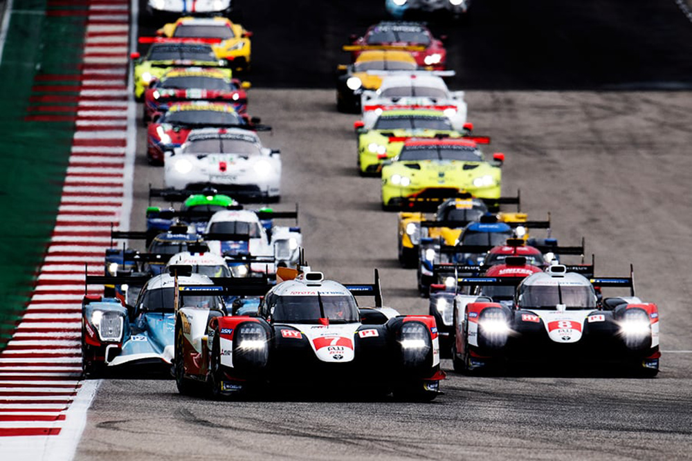 Changes announced to 2021 WEC calendar
